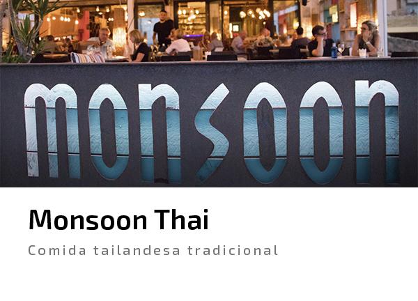 monsoon thai noddles tailandes arroz picante