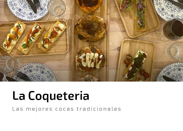La Coqueteria cocas tradicionales javea