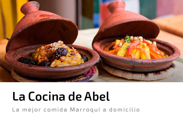 La cocina de Abel marruecos comida marroqui cous cous