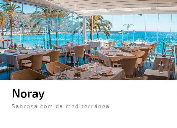 noray javea comida mediterranea paellas arroces marisco