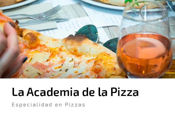 Academia de la pizza especialidad en pizza javea