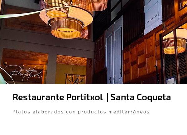 Santa Coqueta comida mediterranea arroces pasta